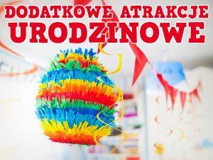 Dodatkowe atrakcje urodzinowe 300x225 - Piżama party