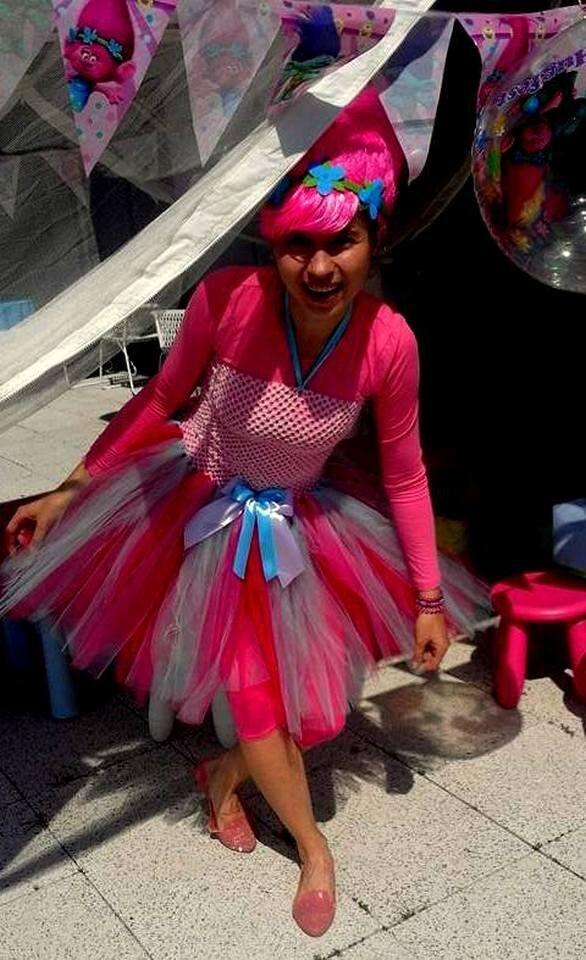 Ksiezniczka Poppy 98000 x - Urodziny trollowe!
