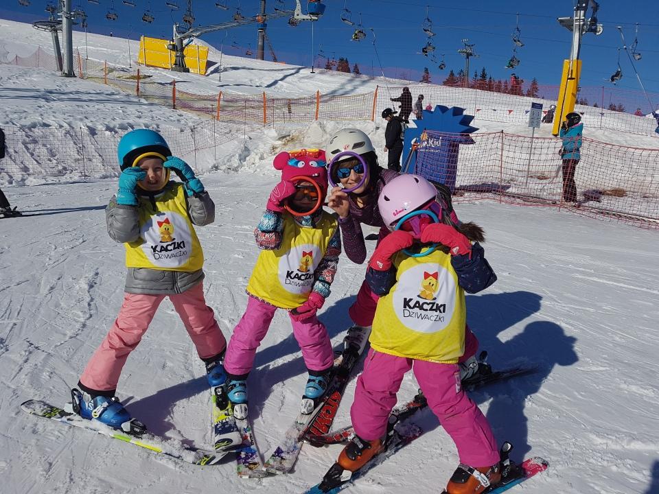 Szkolenie narciarskie 01 - Narty dla całej rodziny