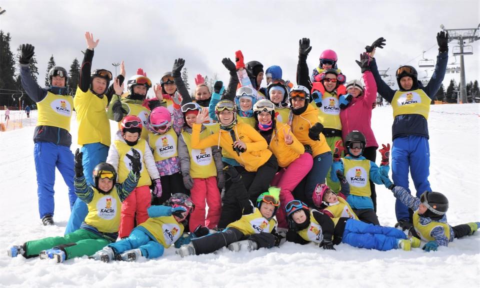 Szkolenie narciarskie 02 - Narty dla całej rodziny